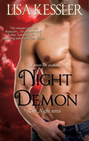 Night Demon by LisaKessler