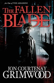 What We're Reading – The Fallen Blade