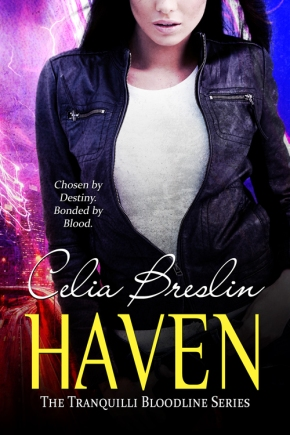 Haven's Book Birthday – Scene Reveal & Giveaway