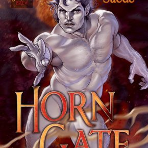 What We're Reading: Horn Gate by Damon Suede and#giveaway