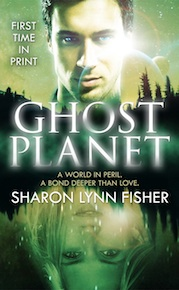 RITA Celebration on Paranormal Unbound: Ghost Planet by Sharon Lynn Fisher
