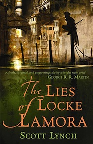 What we're reading: The Lies of Locke Lamora