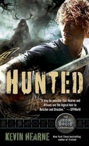What We're Reading: Hunted by Kevin Hearne