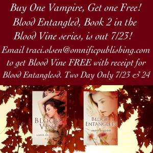 Blood Vine Promo for Omnific