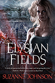 Suzanne Johnson's Elysian Fields: Paranormal Love Zentangle
