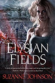 Suzanne Johnson's Elysian Fields: Paranormal LoveZentangle