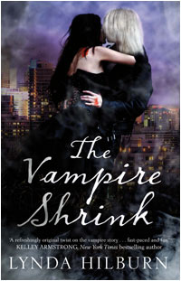 Psychotherapy & Vampires – A Chat with LyndaHilburn