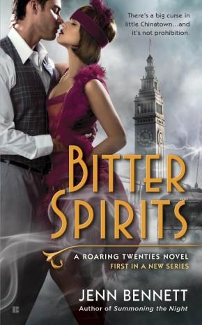 What We're Reading: Bitter Spirits by JennBennett