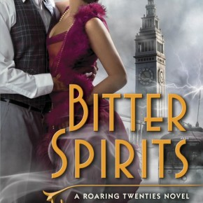 What We're Reading: Bitter Spirits by Jenn Bennett
