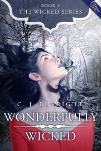 A Chat with Wonderfully Wicked Author C. J. Burright