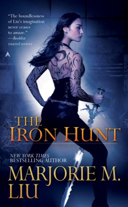 What We're Reading: The Iron Hunt by Marjorie M.Liu