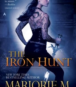 What We're Reading: The Iron Hunt by Marjorie M. Liu