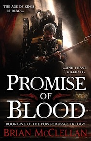 What we're reading: Promise of Blood