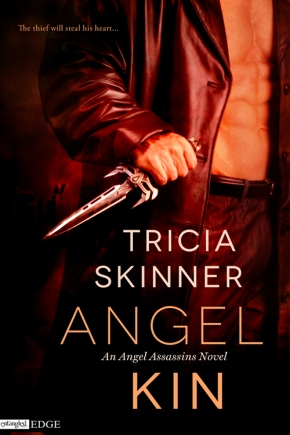 A Chat with Urban Fantasy Author Tricia Skinner