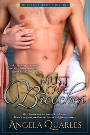 Release Day Giveaway! Must Love Breeches by Angela Quarles