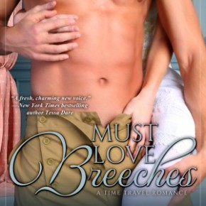 Cover Reveal for MUST LOVE BREECHES