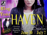 Haven Book Tour button