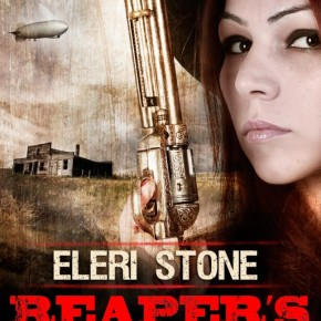 Zombie Romance with the Right Kind of Bite: An Interview with Eleri Stone