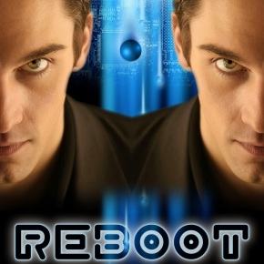 What We're Reading:  Reboot  by Pippa Jay